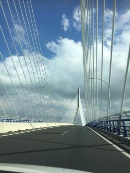 Cadiz bridge