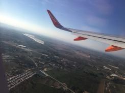 The plain in Spain