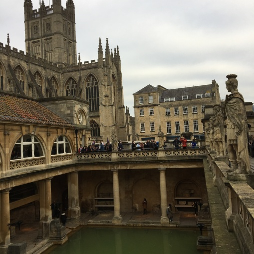 The Abbey and the Baths
