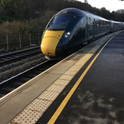 GWR on time