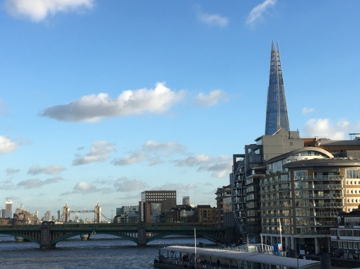 Thames river views