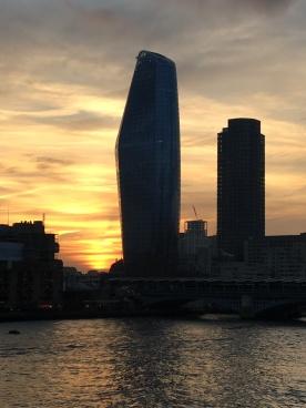 Final night in London