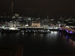 Views across the Thames from the Bar