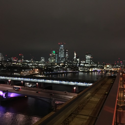 Great final night views