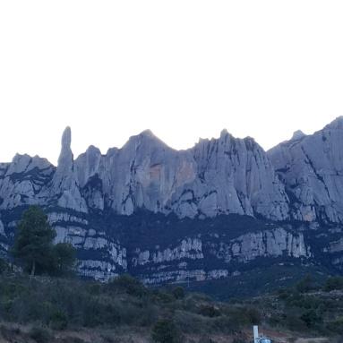 These amazing mountains