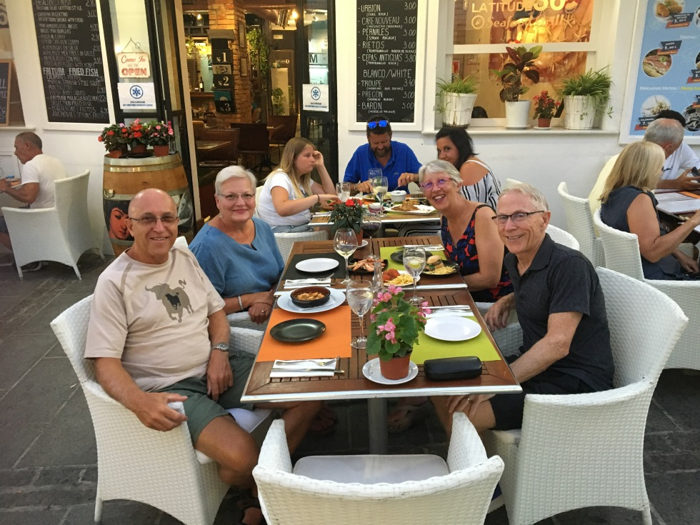 Fellow housesitters in Spain