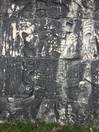 Ancient pictographs