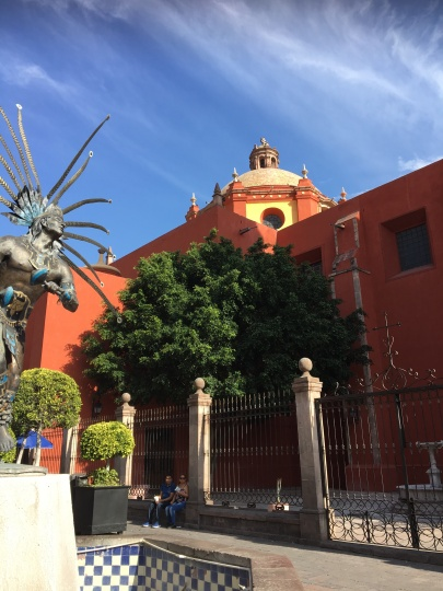 Queretaro old town