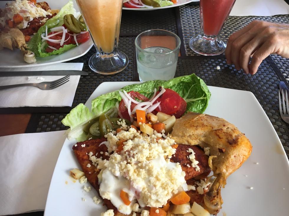Enchilada like never before