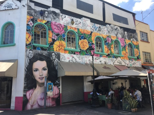Wall art - Guadalajara