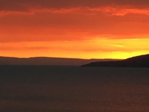 Taupo sunsets